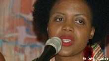 Joacine Moreira Historikerin aus Guinea-Bissau