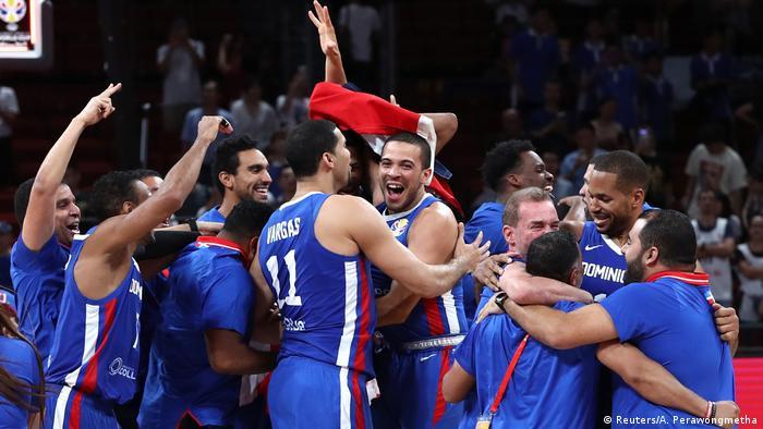 Basketball-Weltmeisterschaft 2019 | Deutschland vs. Dominikanische Republik (Reuters/A. Perawongmetha)