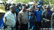 Mosambik Ossufo Momade RENAMO Oppositionsführer