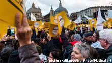 Italien Wahlkampf 2018 | Fünf-Sterne-Bewegung in Rom