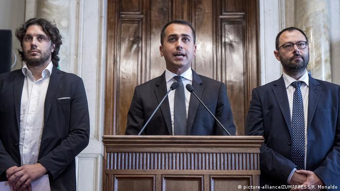 На думку лідера Руху п'яти зірок Луїджі Ді Майо, урядова криза в Італії вже позаду
