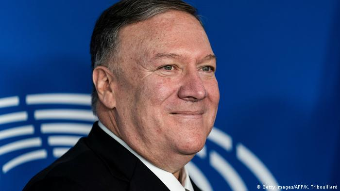 US-Außenminister Mike Pompeo (Foto: Getty Images/AFP/K. Tribouillard)
