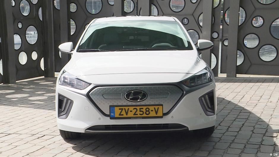 Electrifying: Hyundai Ioniq Electric