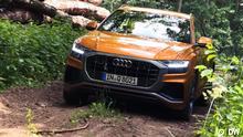 Motor mobil, drive it, al volante Audi Q8