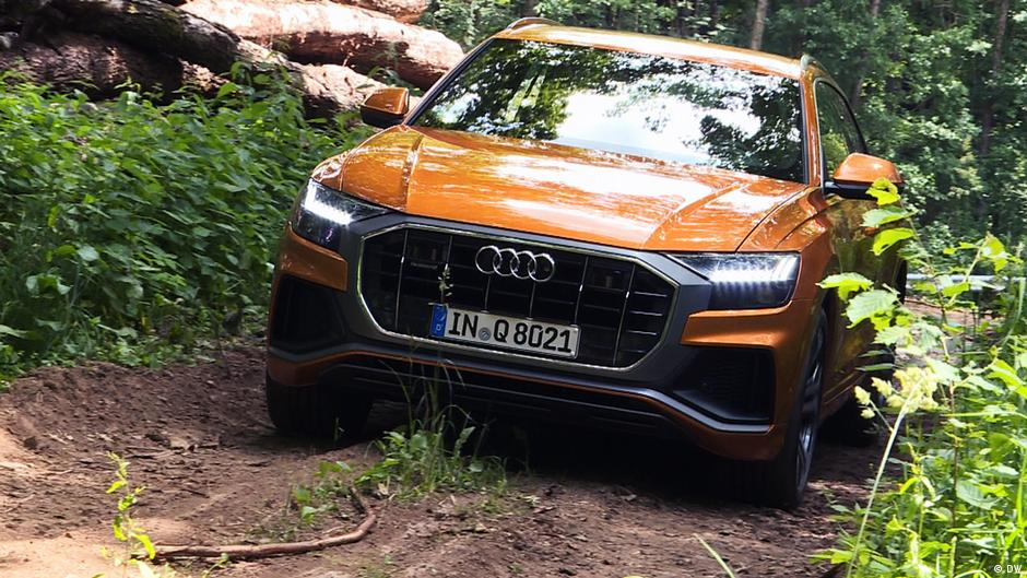 Exclusive: Audi Q8