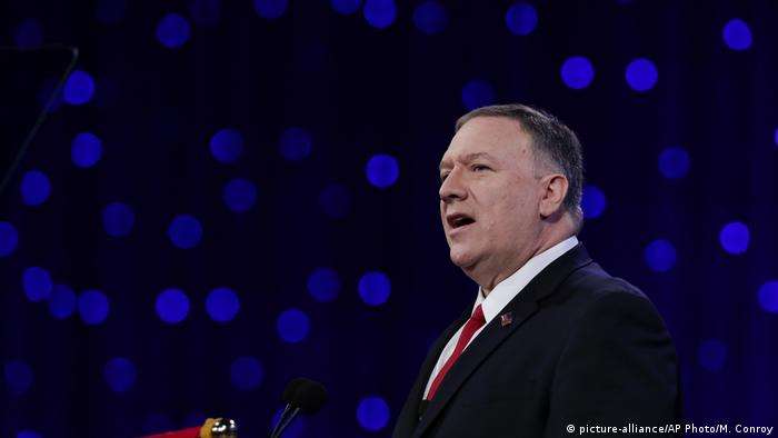 Mike Pompeo (picture-alliance/AP Photo/M. Conroy)