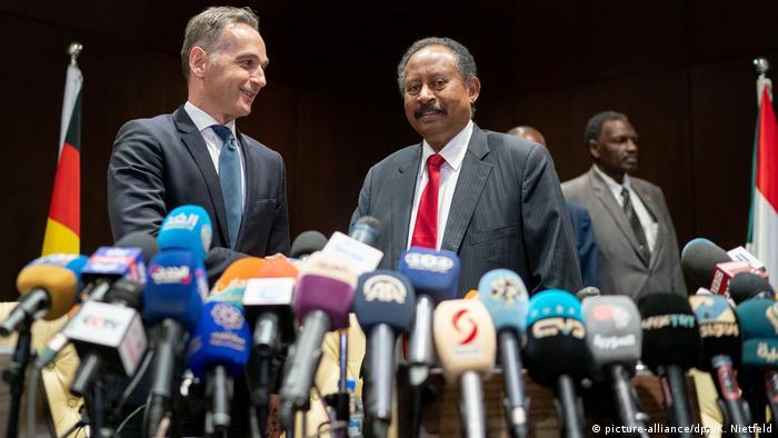 Außenminister Maas im Sudan