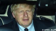 England Brexit-Debatte Boris Johnson