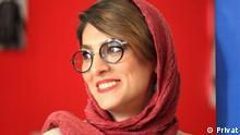 Shiva Nazarahari - iranische Frauenaktivistin