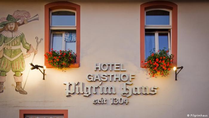 Трактир Pilgrimhaus