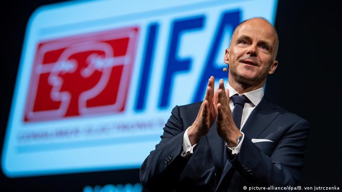 Deutschland   Technik-Messe IFA 2019 in Berlin (picture-alliance/dpa/B. von Jutrczenka)