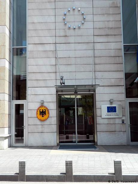 Bosnien Herzegovina | Delegation der EU in Sarajevo (DW/S. Huseinovic)