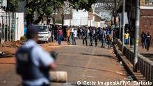Südafrika, Johannesburg: Ausschreitungen in Malvern