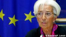 Belgien, Brüssel: Anhörung der EZB Präsidentin Christine Lagarde