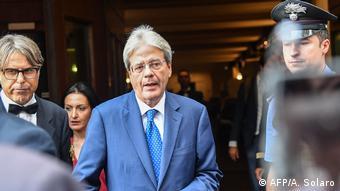 O πρώην πρωθυπουργός Πάολο Τζεντιλόνι αναλαμβάνει το χαρτοφυλάκιο Οικονομικών και Νομισματικών Υποθέσεων στη νέα Κομισιόν
