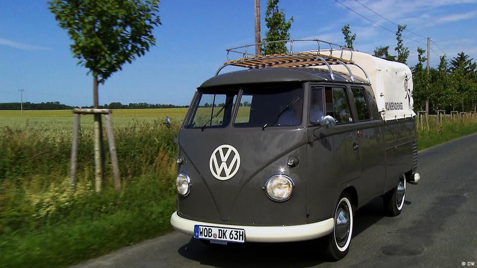 Vintage: VW T1 Doka