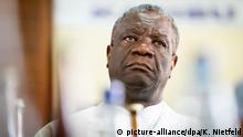 Demokratische Republik Kongo | Besuch Heiko Maas bei Denis Mukwege, Friedensnobelpreisträger