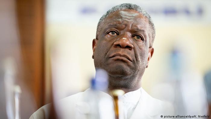 Dénis Mukwege, en una imagen de 2019.