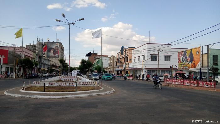 Mosambik   Wahlkampf in Nampula