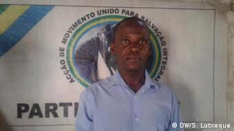 Mosambik | Wahlkampf in Nampula | Präsidentschaftskandidat Mario Albino