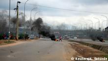 Nigeria Abuja   Ausschreitungen & Gewalt