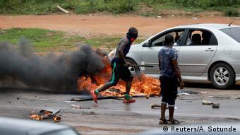 Nigeria Abuja | Ausschreitungen & Gewalt