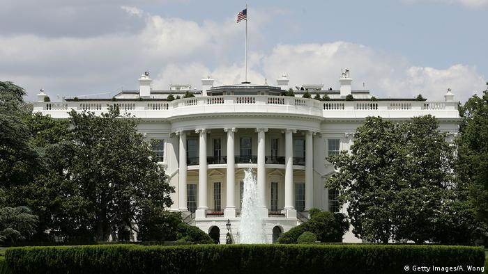 USA, Washington: Weißes Haus