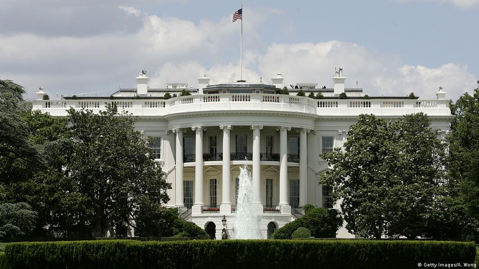 Shooting outside White House as Trump evacuated from briefing