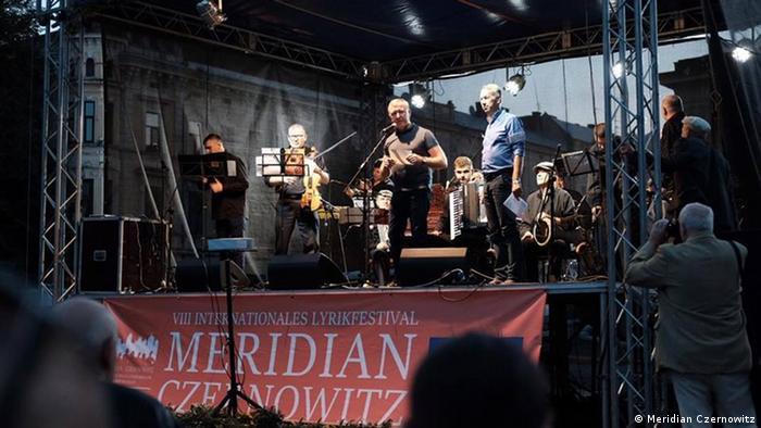 Фестиваль Meridian Czernowitz триватиме у Чернівцях з 5 по 8 вересня