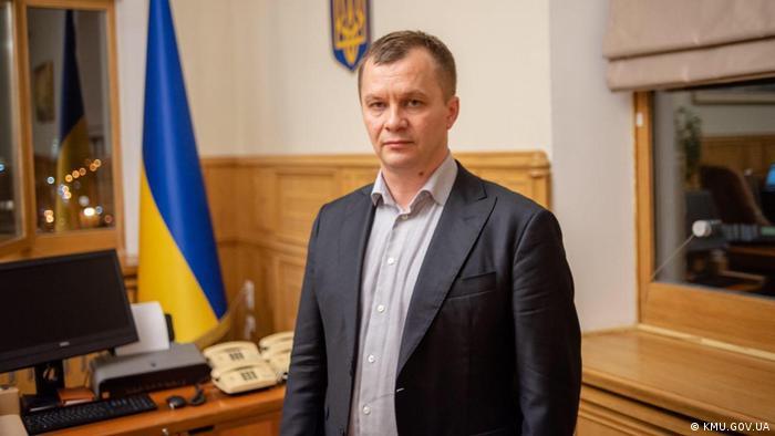 Тимофій Милованов, міністр економіки України