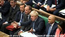 Brexit - Debatte im Unterhaus