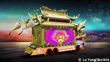 Kulturforum | Micro Era. Medienkunst aus China | 5.9.2019 – 26.1.2020 | Lu Yang, LuYang Delusional Mandala