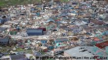 USA Bahamas Hurrikan Dorian