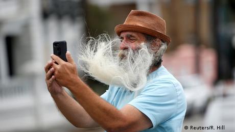 BdTD USA Hurrikan Dorian in Charleston (Reuters/R. Hill )