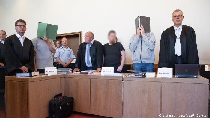 Detmold Landgericht Missbrauchs-Prozess Lügde