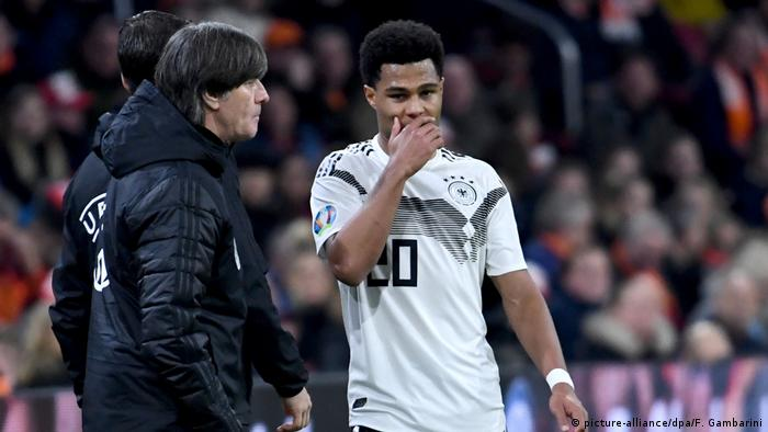 EURO 2020: Germany out to maintain Group C charge in Estonia - live blog