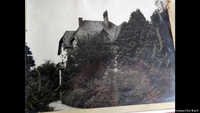 Dom rodziny von dem Bach w Sołtysowicach (wtedy Burgweide)
