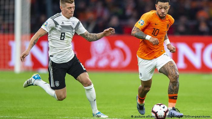 Em Qualifikation Gegen Die Niederlande Joachim Low Muss