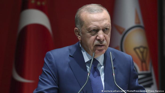Türkei Ankara | President Recep Tayyip Erdogan