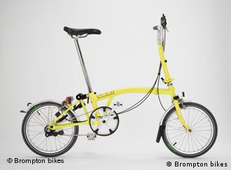 The Brompton bike is widely praised as a feat of engineering