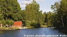 Schweden See in Smaland