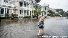 USA Charleston | Schäden nach Hurricane Dorian