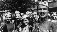 1944 Bulgarien | Pro-sowjet. bulgarische Soldaten