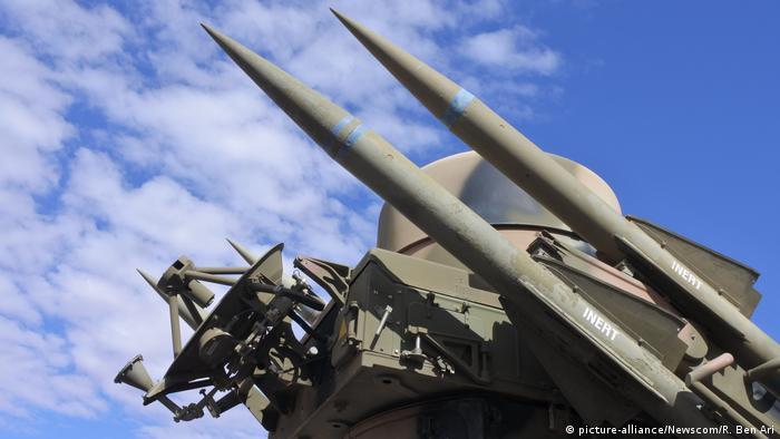 Российские зенитные управляемые ракеты класса земля-воздух