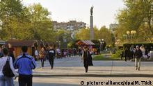 Bulgarien Burgas | Fussgängerzone