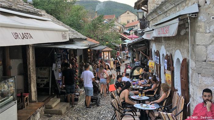Bosnien und Herzegowina   Mostar Altstadt