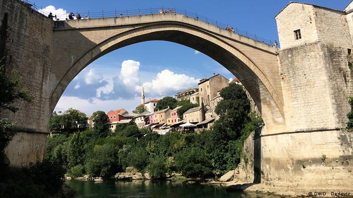 Bosnien und Herzegowina | Mostar Alte Brücke