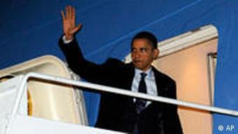 Obama: Čekali su ga kao da je mesija - sada je u Kopehnagenu i svi očekuju čuda
