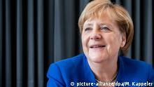 Klausur der CDU/CSU-Bundestagsfraktion | Bundeskanzlerin Angela Merkel