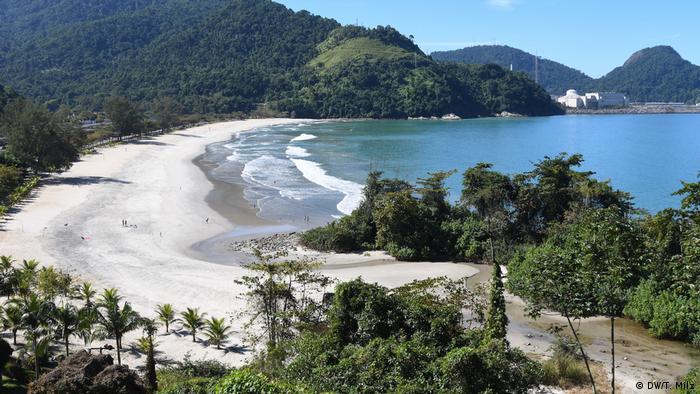 Brasilien Strände an der Küste des Bundesstaates Rio de Janeiro